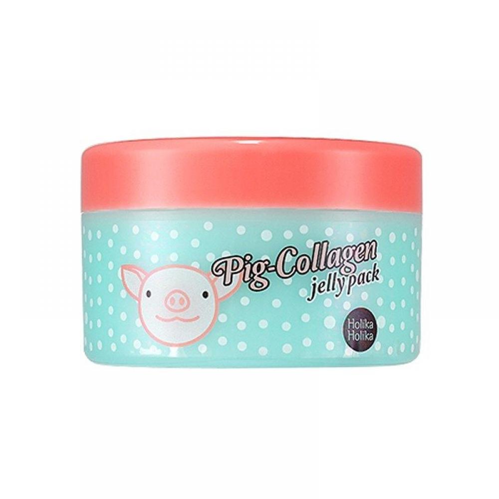 Купить  Ночная гелевая маска с коллагеном - Holika Holika Pig-Collagen Jelly Pack