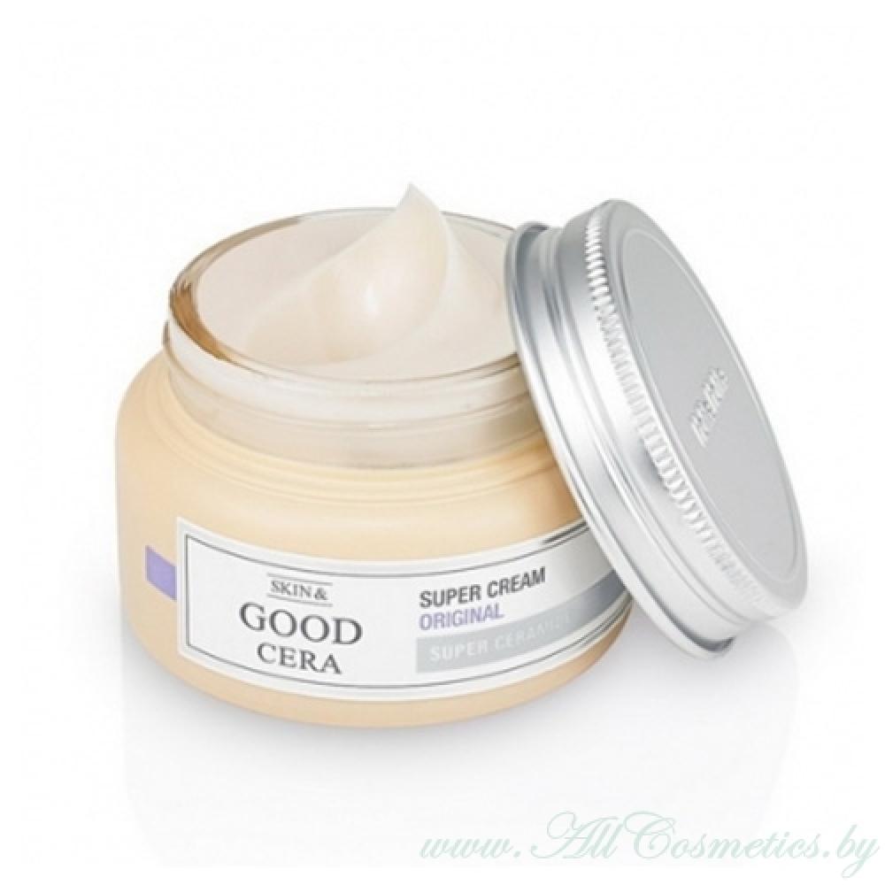 Купить Увлажняющий крем с керамидами Holika Holika Skin & Good Cera Super