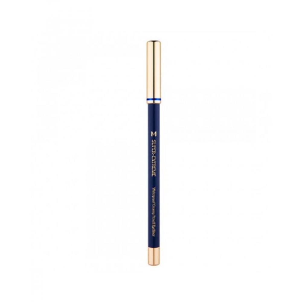 Купить Автоматический карандаш для глаз Missha M Super-Extreme Waterpoof Soft Pencil Eyeliner Коричневый