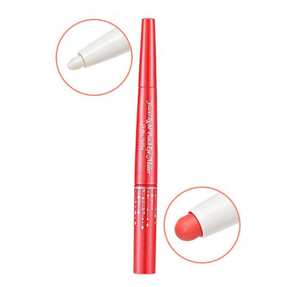 Купить Двойной маркер для персикового макияжа глаз Holika Holika Jewel-Light Peach Eye Maker