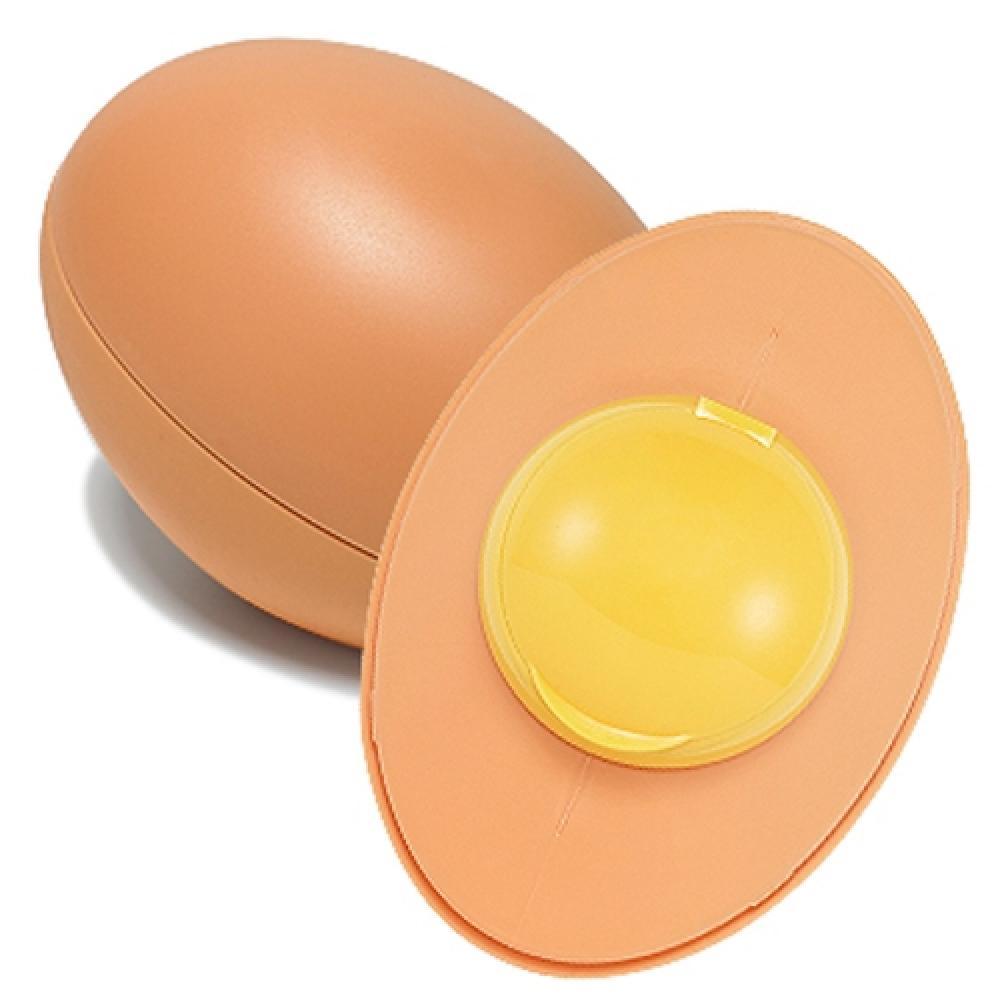 Купить Пенка для умывания с яичным экстрактом - Holika Holika Smooth Egg Skin Cleansing Foam