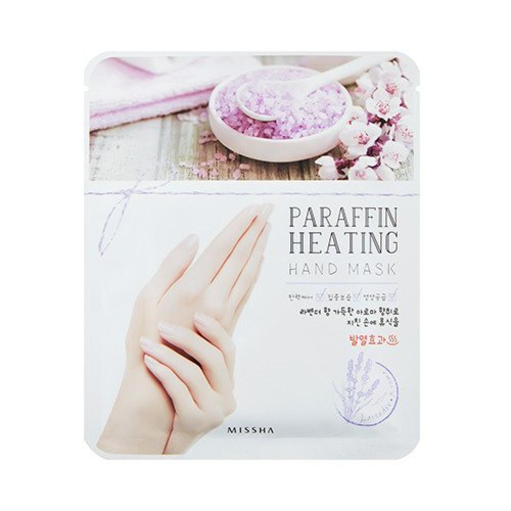 Купить Парафиновая маска для рук - MISSHA Paraffin Heating Hand Mask
