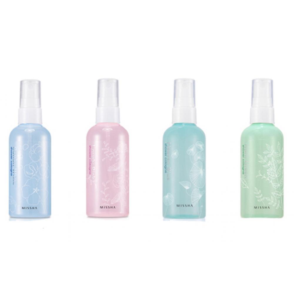 Купить Парфюмированный спрей для тела - MISSHA Perfumed Shower Cologne
