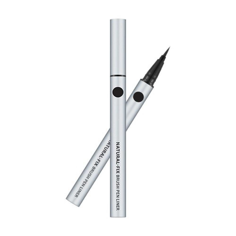 Купить Подводка-кисть для глаз - Natural Fix Brush Pen Liner (Black)