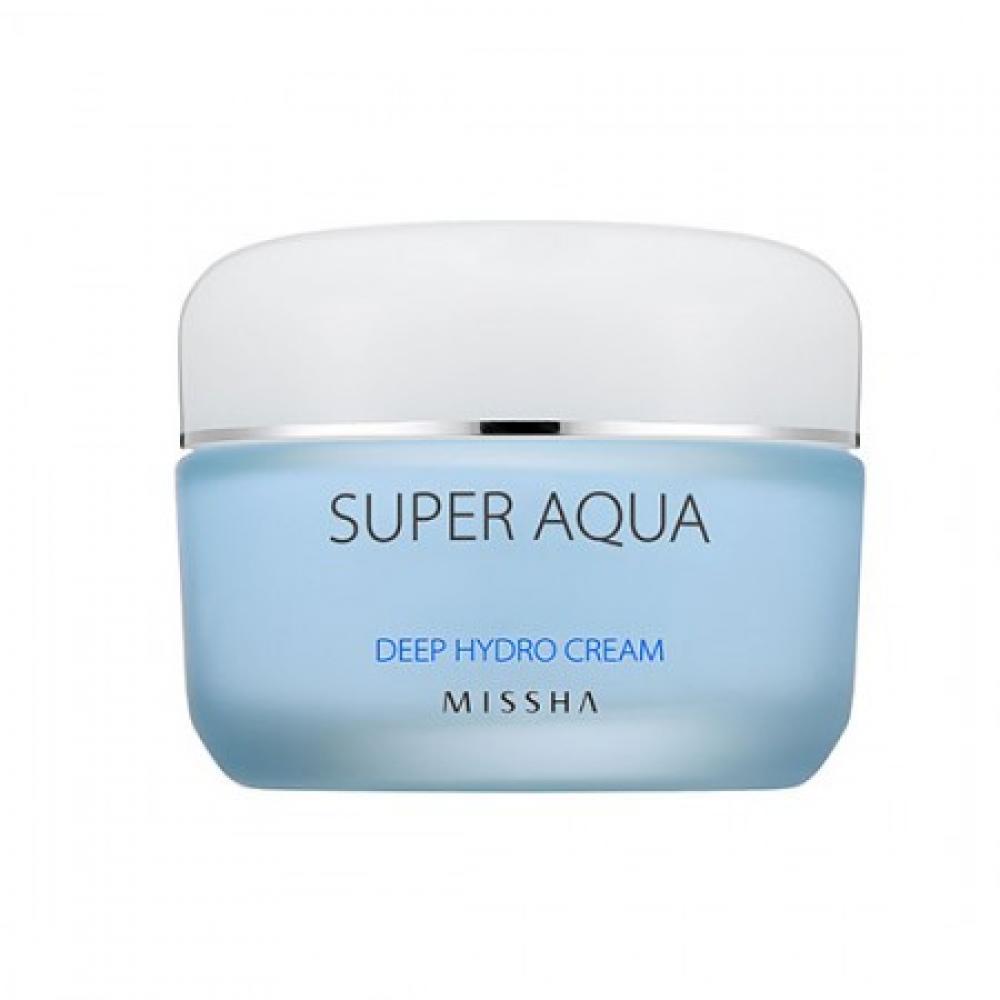Купить Крем для лица - Missha Super Aqua Deep Hydro Cream