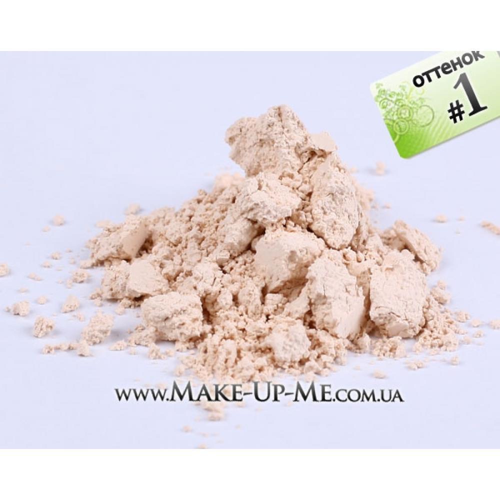 Купить Рассыпчатая минеральная пудра - Make Up Me #1