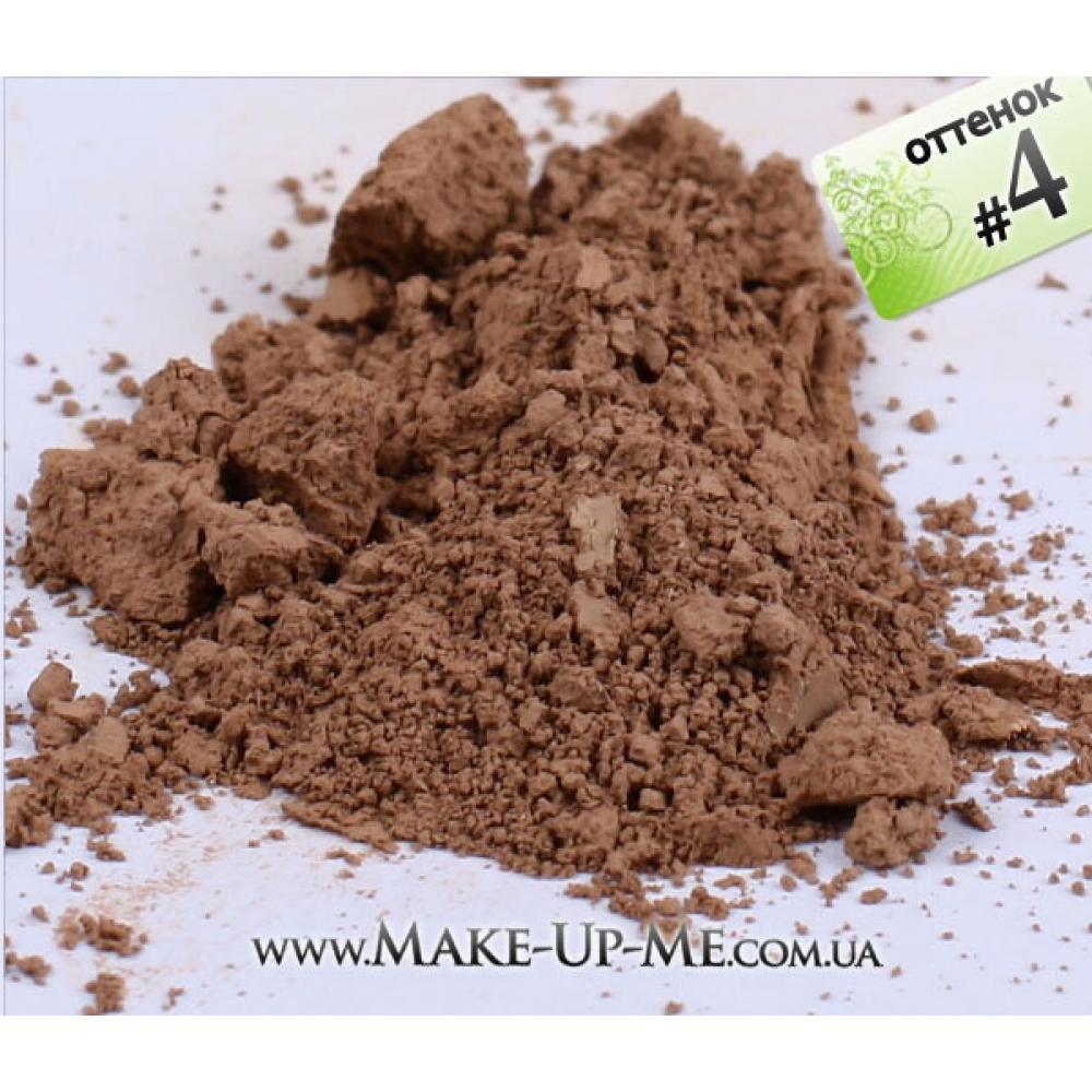 Купить Рассыпчатая минеральная пудра - Make Up Me #4