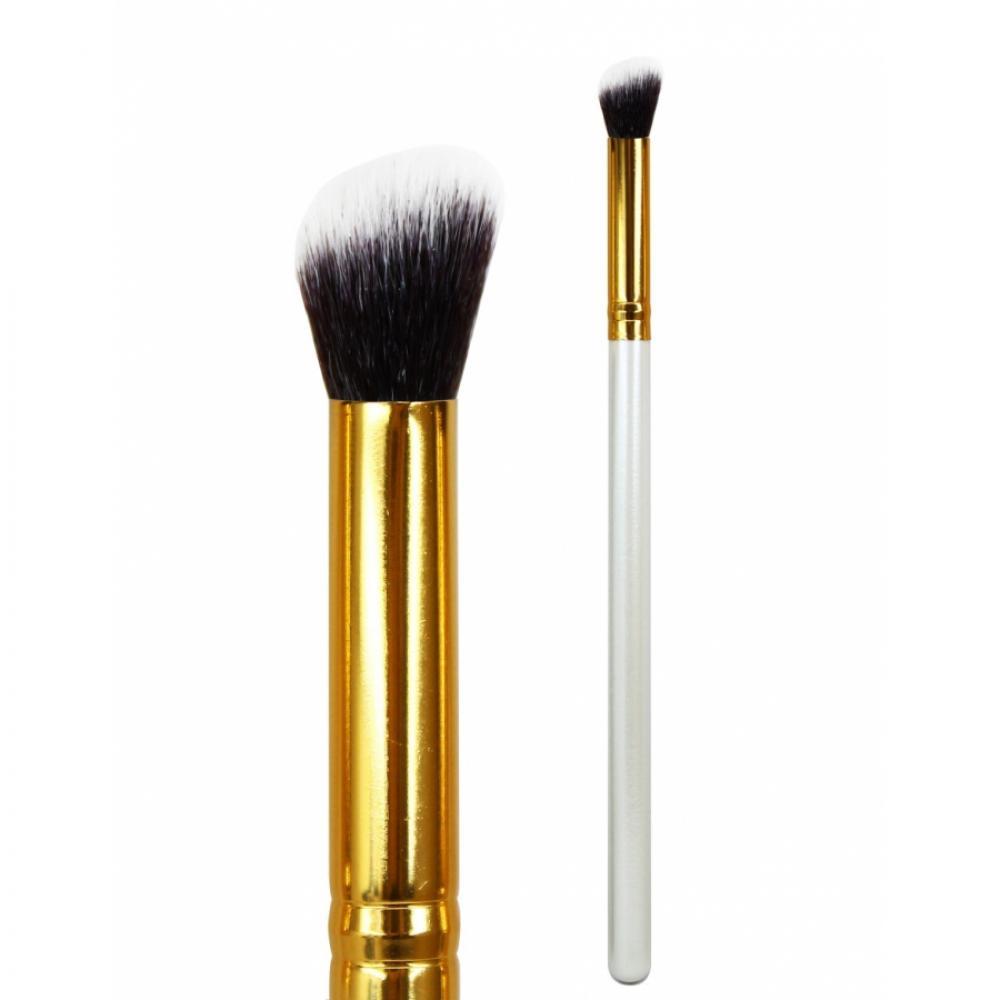 Купить Кисть малая скошенная округлая - Make Up Me SGW-10