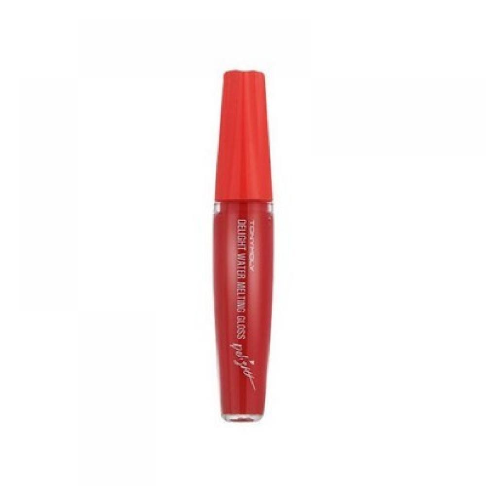 Купить Легкий увлажняющий блеск для губ Tony Moly Delight Water Melting Gloss 05 Mix Red