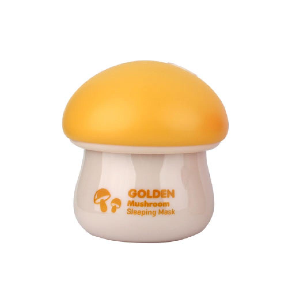 Купить Омолаживающая ночная маска для лица Tony Moly Magic Food Golden Mushroom Sleeping Pack