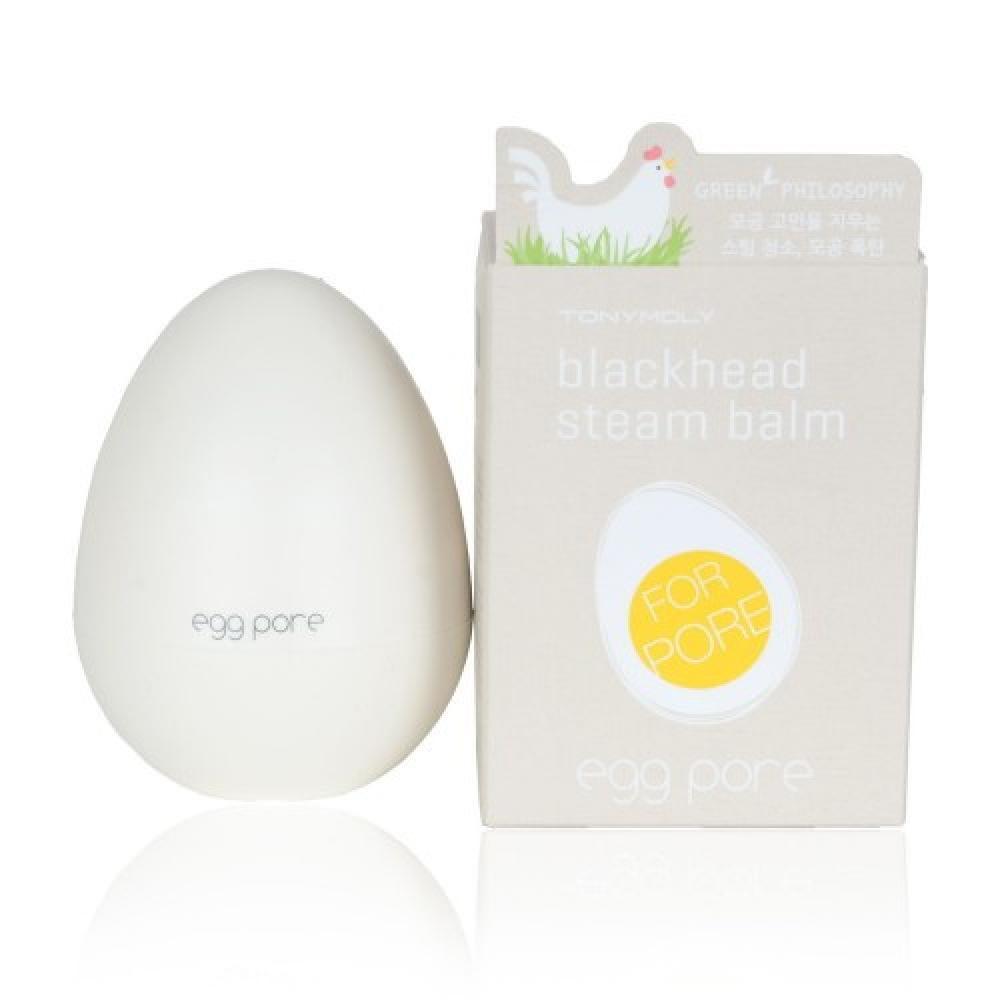 Купить Разогревающий бальзам от черных точек - Tony Moly Egg Pore Blackhead Steam Balm