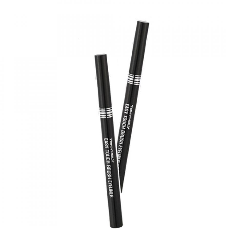 Купить Подводка-фломастер для глаз - Tony Moly Easy Touch Brush Eyeliner (черный)