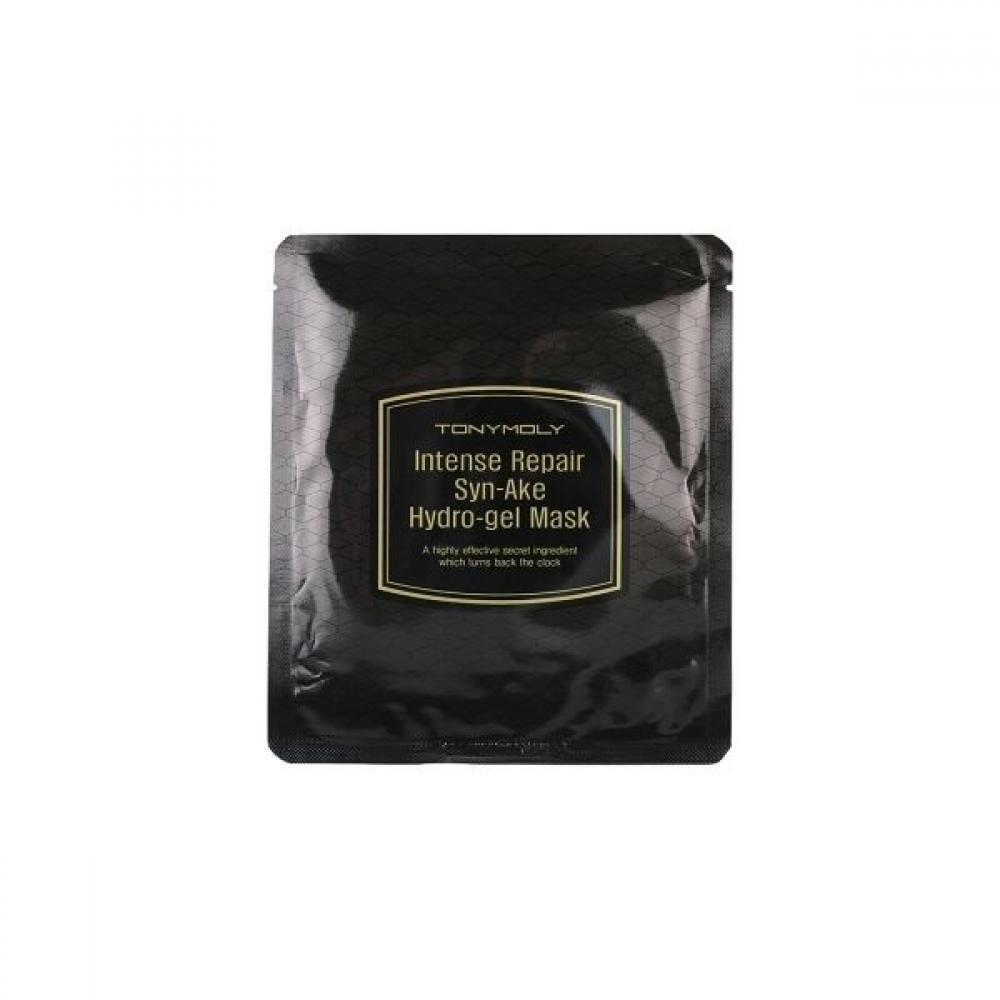 Купить Интенсивная улиточная гидрогелевая маска - Tony Moly Intense Care Syn-Ake Hydro-gel Mask