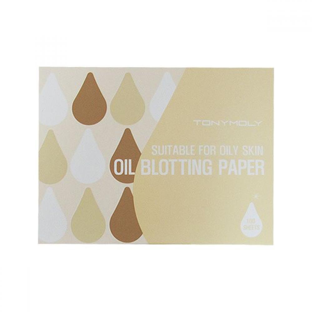 Купить Матирующие салфетки Tony Moly Oil Blotting Paper